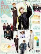 ASTA TV MAGAZINE ASTA TV Style June 2017 vol113  BTS  GDragon  Twice  Lee Min Ho