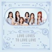 Others CD Favorite 2nd Mini Album Love Loves To Love Love
