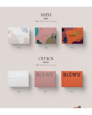 Others [CD] IZ*ONE BLOOM*IZ Album vol.1 2 izone_bloomiz2_600x750