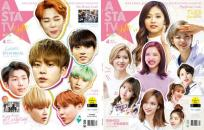 ASTA TV MAGAZINE ASTA TV Style April 2017 vol111  Twice  BTS  Strong Woman Do Bong Soon